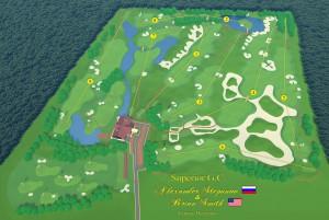 Superior Golf Club Project